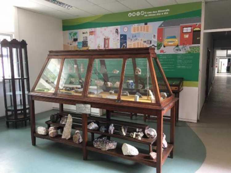 Intuito do museu é compartilhar informações e inovações geocientíficas | Foto: Divulgação | Ufba - Foto: Divulgação | Ufba