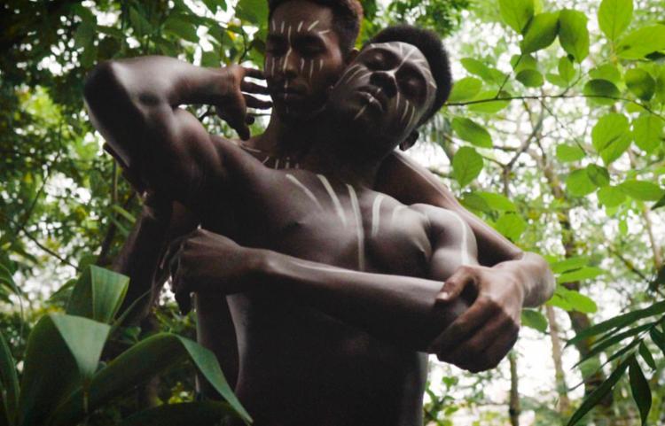 Música é inspirada em um poema de Lande Onawale, que fala sobre afetividade negra | Foto: Divulgação - Foto: Divulgação