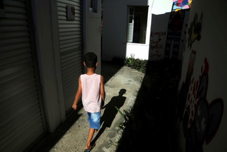Casa de Saúde Solange Fraga é uma instituição administrada pela Santa Casa de Misericórdia da Bahia | Foto: Felipe Iruatã | Ag. A TARDE - Foto: Felipe Iruatã | Ag. A TARDE