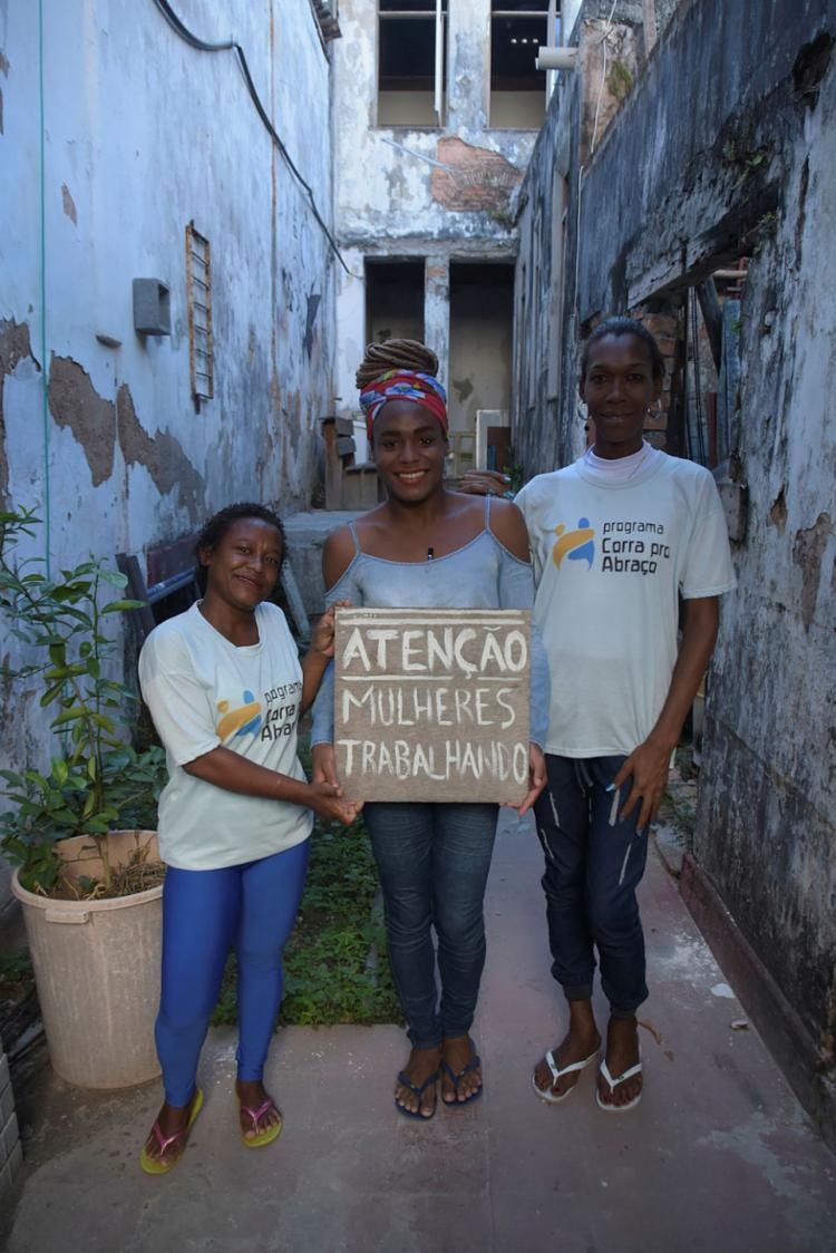 Proposta é sensibilizar pessoas e empresas para o engajamento na causa de doar | Foto: Filipe Augusto | Ag. A TARDE - Foto: Filipe Augusto | Ag. A TARDE