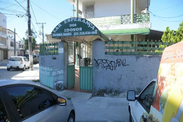 O local funciona desde fevereiro de 2000 e possui capacidade para receber 25 moradoras | Foto: Filipe Augusto | Ag. A TARDE - Foto: Filipe Augusto | Ag. A TARDE