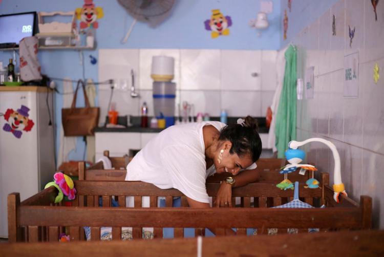 São mais de 50 crianças e adolescentes vivendo nas duas unidades | Foto: Raphael Müller | Ag. A TARDE - Foto: Raphael Müller | Ag. A TARDE