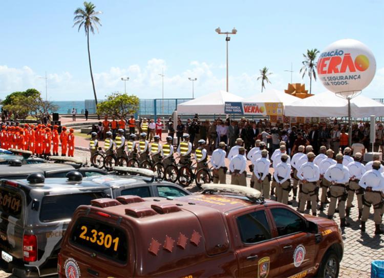 Pontos turísticos da Bahia receberão policiamento ostensivo e preventivo até 29 de fevereiro de 2020 | Foto: Jorge Cordeiro | SSP-BA - Foto: Jorge Cordeiro | SSP-BA