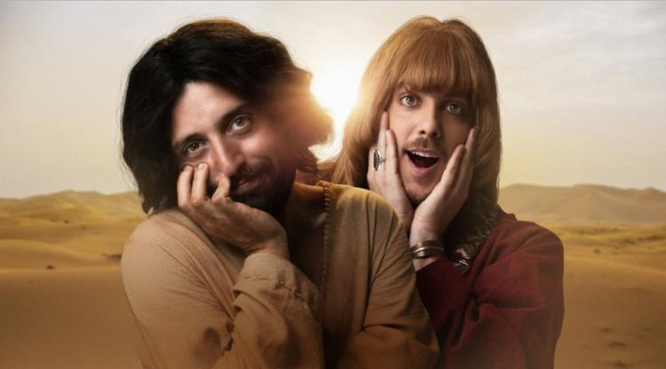 Produção retrata Jesus em uma relação homoafetiva   Foto: Divulgação - Foto: Divulgação