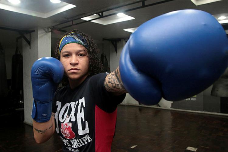 Boxeadora baiana foi destaque entre as atletas | Foto: Fernando Priamo | Divulgação - Foto: Fernando Priamo | Divulgação