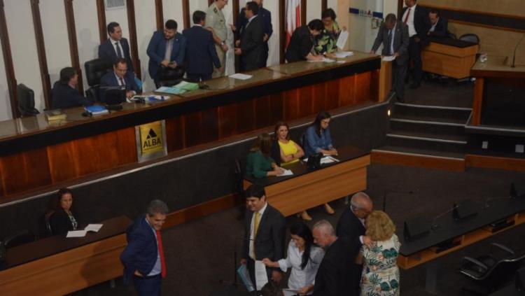 PEC deve ser votada em janeiro pelos deputados   Foto: Agência ALBA   Divulgação - Foto: Agência ALBA   Divulgação