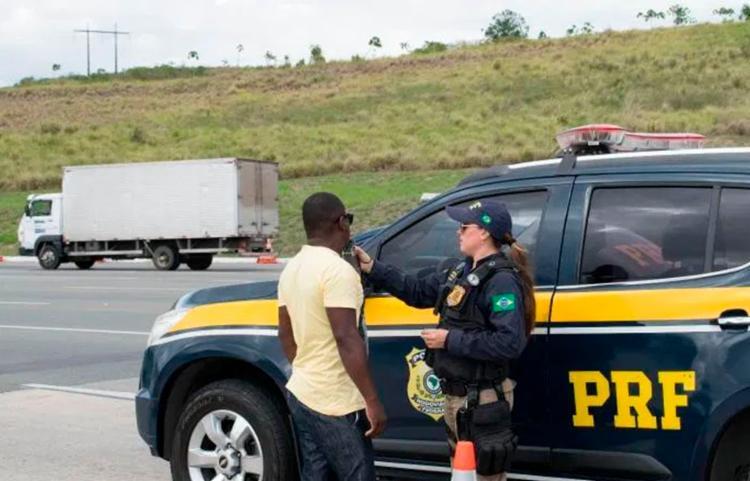 PRF reforçou o policiamento nas rodovias baianas | Foto: Divulgação | PRF - Foto: Divulgação | PRF
