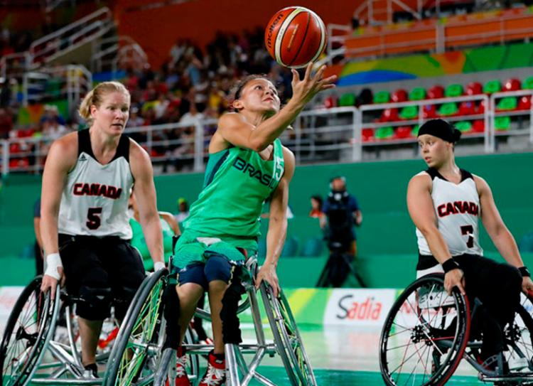 Brasil mais uma vez se mostrou forte na competição | Foto: Washington Alves | CPB