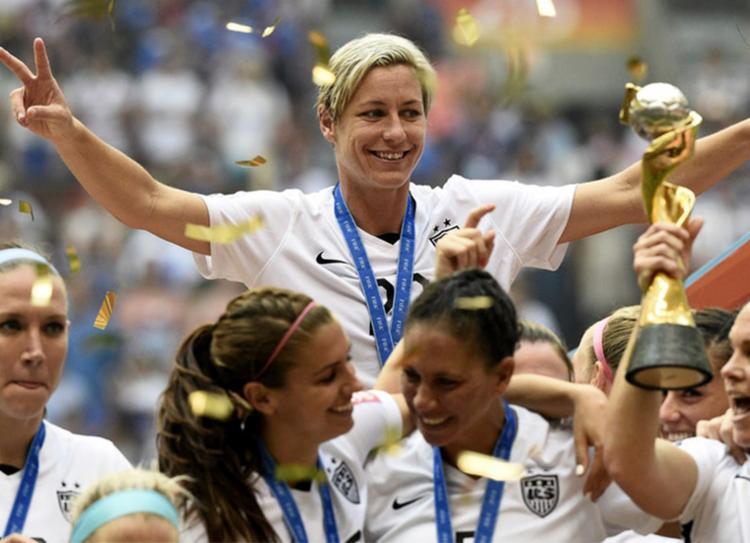 EUA bateu a Holanda por 2 a 0 na final | Foto: Franck Fife - AFP