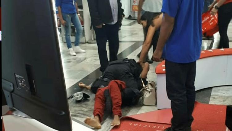 Jovem foi sufocado por segurança de supermercado | Foto: Divulgação