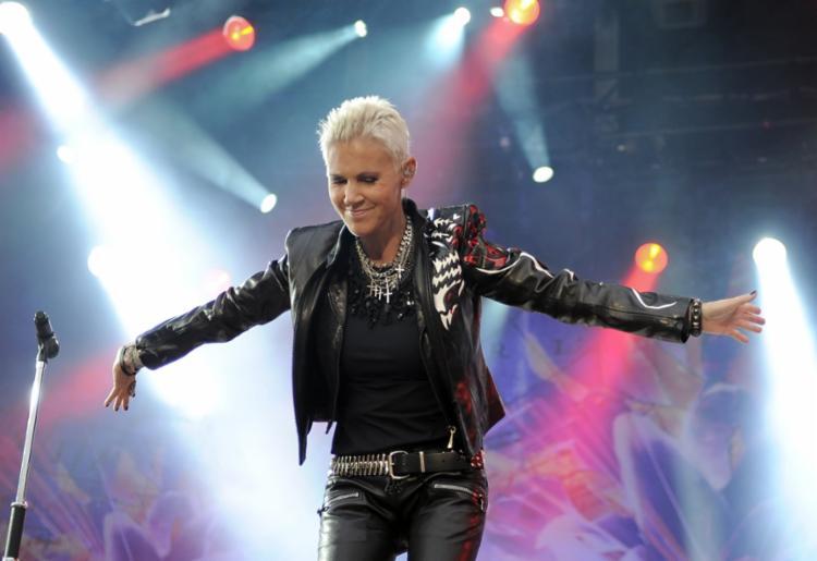 Cantora lutava há 17 anos contra o câncer | Foto: Britta Pedersen | AFP - Foto: Britta Pedersen | AFP
