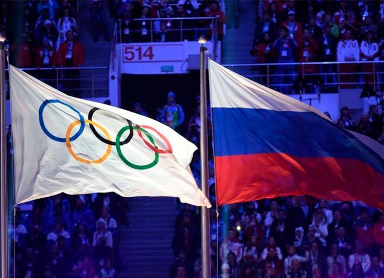 Após punição, atletas russos podem atuar sob a bandeira