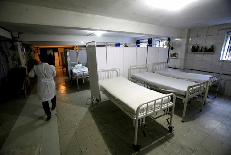 Enfermaria da Naspec | Foto: Raphael Müller | Ag. A TARDE - Foto: Raphael Müller | Ag. A TARDE