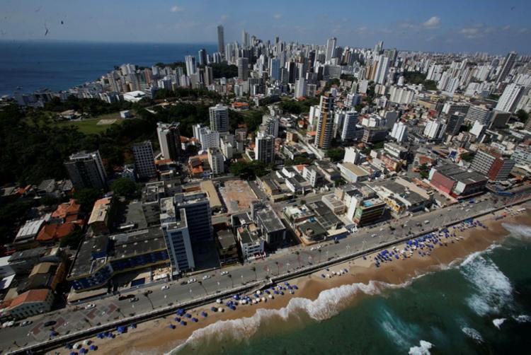 Produto Interno Bruto (PIB) da capital baiana alcança R$ 63 bilhões | Foto: Raul Spinassé | Ag. A TARDE - Foto: Raul Spinassé | Ag. A TARDE