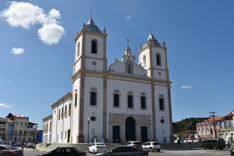 Igreja teve restauro concluído há dois meses | Foto: Divulgação | Prefeitura