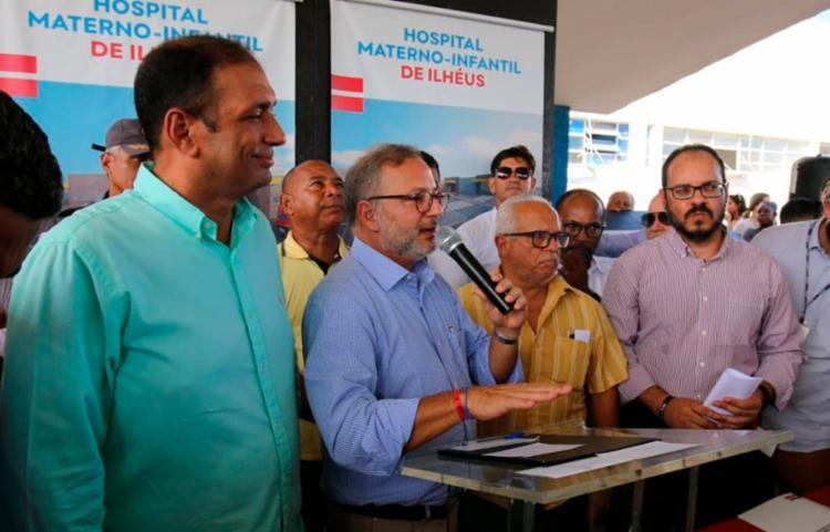 Documento foi assinado nesta sexta-feira, 6, pelo secretário da Saúde do Estado | Foto: Divulgação | Sesab - Foto: Divulgação | Sesab