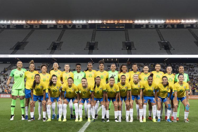 CBF deu entrada no pedido junto à Fifa | Foto: Lucas Figueiredo | CBF - Foto: Lucas Figueiredo | CBF