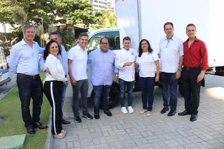 Parceria foi firmada nesta sexta-feira, 6. | Foto: Divulgação - Foto: Divulgação