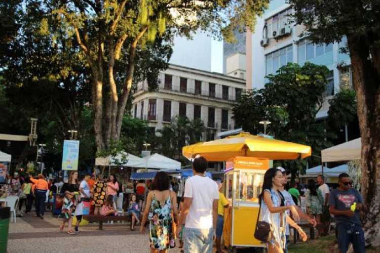 Evento faz parte do projeto #vemprocentro   Foto: Divulgação - Foto: Divulgação