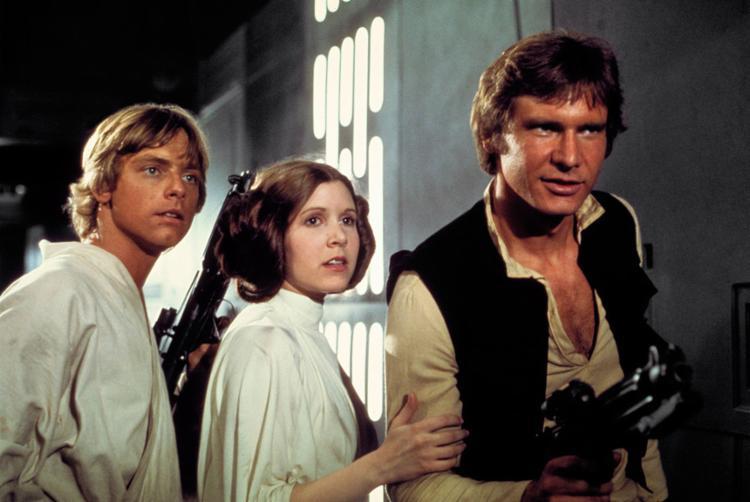 Luke Skywalker, Leia Organa e Han Solo integram elenco da trilogia original | Foto: Divulgação - Foto: Divulgação