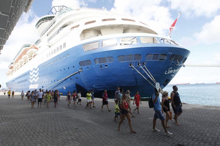 O turismo cresceu 1,8% no terceiro trimestre deste ano | Foto: Elói Corrêa | Gov-BA - Foto: Elói Corrêa | Gov-BA