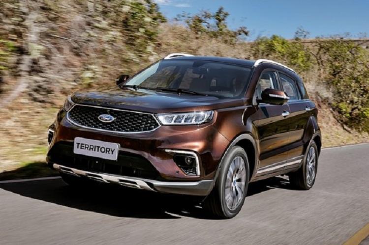 O SUV médio da Ford será importado da China e terá preço médio de R$ 130 mil | Foto: Divulgação - Foto: Divulgação