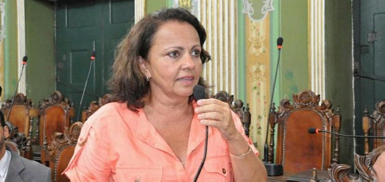 Aladilce Souza (PCdoB) afirmou que se referiu ao polêmico especial de Natal do Porta dos Fundos | Foto: Divulgação | CMS - Foto: Divulgação | CMS