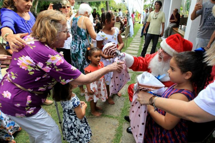 Evento vai reunir cerca de 500 idosos de asilos e comunidades | Foto: Divulgação - Foto: Divulgação