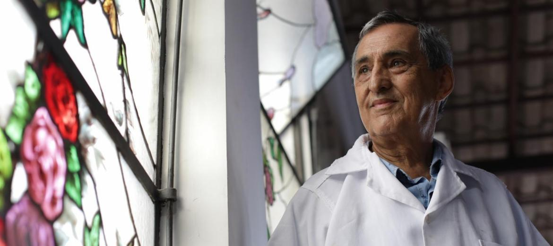 Conheça a história de José Dirson Argolo, um dos maiores restauradores baianos