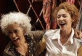 Atriz baiana Vanja Freitas se destaca em peça 'Rugas: Um Espetáculo sem Botox', no Rio de Janeiro   Foto: