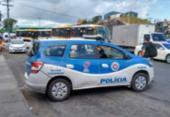 Homens armados assaltam ônibus na BR-324 | Foto: Reprodução | Fala Cajazeiras