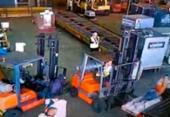 Preso mais um suspeito do roubo de ouro no Aeroporto de Guarulhos | Foto: Reprodução | TV Globo