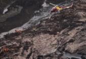 Bombeiros acham corpo que pode ser de vítima da tragédia de Brumadinho | Foto:
