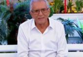 Carlos Alberto de Nóbrega é internado após ingerir iogurte vencido | Foto: Reprodução