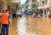 Mais de 2 mil pessoas estão desalojadas no Espírito Santo | Foto: Divulgação | Ascom Governo ES