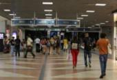 Aeroporto de Salvador adota medidas de prevenção ao coronavírus | Foto: Mila Cordeiro | Ag. A TARDE
