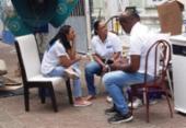 Acumulador em situação de rua e condições insalubres recebe assistência social | Foto: Divulgação