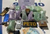 Carga de ecstasy avaliada em R$ 700 mil é apreendida em Salvador | Foto: Divulgação | SSP