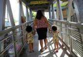 Polícia apura crime contra gêmeas no metrô | Foto: Raphael Muller | Ag. A TARDE
