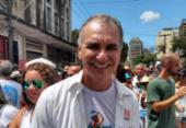 Pelegrino aponta possibilidade de candidatura à prefeitura de Salvador | Foto: Aparecido Silva | Ag. A TARDE