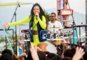 Bloco de Ludmilla no Carnaval de Salvador é cancelado | Foto: Reprodução | TV Globo