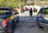 Homem com mandado em aberto por homicídio é preso na BR-101 | Foto: Divulgação | PRF