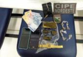 Suspeito de tráfico morre após confronto com a PM em Euclides da Cunha | Foto: Divulgação | SSP