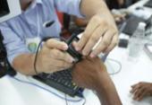 TRE realiza mutirão para recadastramento biométrico em Rio do Pires | Foto: Uendel Galter | Ag. A TARDE