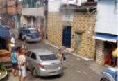 Policial militar é baleado após equipe ser recebida a tiros em São Marcos | Foto: Reprodução | WhatsApp