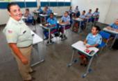 Inscrições para colégio e creche da Polícia Militar estão abertas até sexta-feira | Foto: