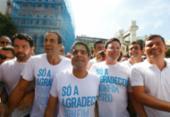 Em ano eleitoral, festa religiosa testa a popularidade de pré-candidatos | Foto: Rafael Martins | Ag. A TARDE