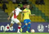 Brasil estreia com importante vitória no Pré-Olímpico | Foto: Lucas Figueiredo | CBF