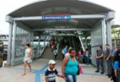 Mãe denuncia racismo de segurança do metrô contra filhas gêmeas em Salvador | Foto: Manu Dias | GOVBA