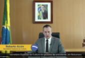Secretário da Presidência causa indignação após copiar discurso nazista em vídeo | Foto: Reprodução | Redes sociais